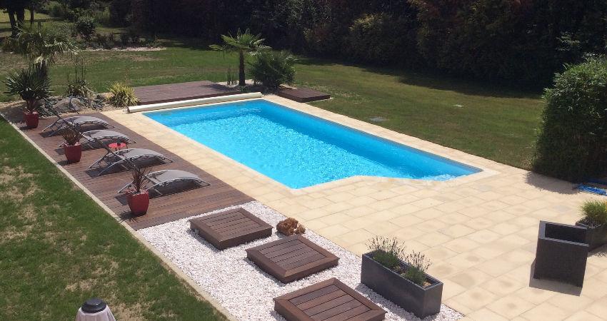 Aménagement extérieur : Jardin et Piscine | Paysagiste ...